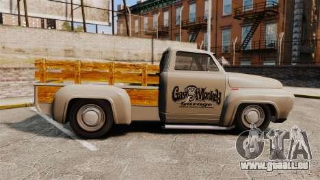 Hot Rod Truck Gas Monkey v2.0 pour GTA 4 est une gauche