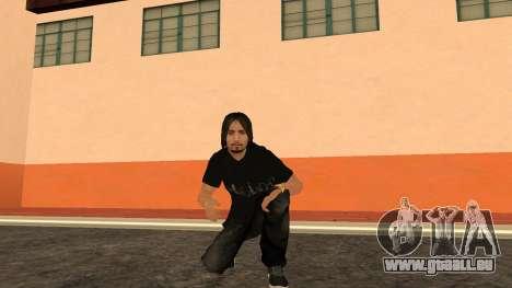 Hochwertige Haut Personal für GTA San Andreas siebten Screenshot