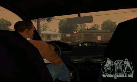 Presidente de GTA IV pour GTA San Andreas vue de droite