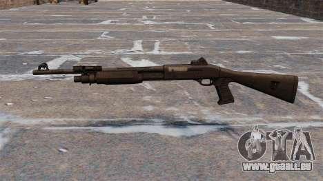 Benelli M3 Super 90 Schrotflinte für GTA 4 dritte Screenshot