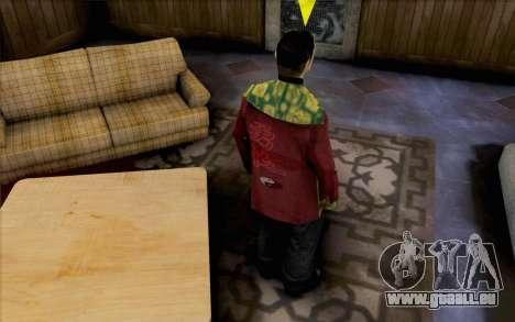 Asiatische Typ für GTA San Andreas zweiten Screenshot