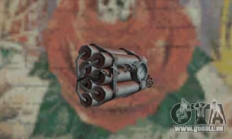 Dynamite für GTA San Andreas