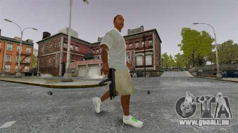 Franklin Clinton v3 für GTA 4 weiter Screenshot