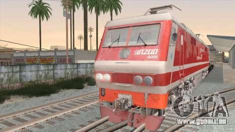 ÈP200-0001 pour GTA San Andreas