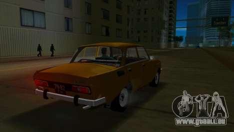 AZLK 2140 pour une vue GTA Vice City de la gauche