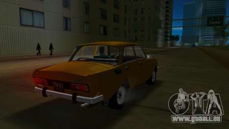 AZLK 2140 für GTA Vice City linke Ansicht