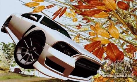 Buffalo de GTA V pour GTA San Andreas laissé vue