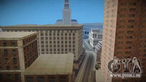 GTA HD Mod 3.0 pour GTA San Andreas septième écran
