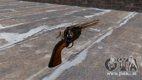 Revolver Colt Peacemaker für GTA 4 Sekunden Bildschirm
