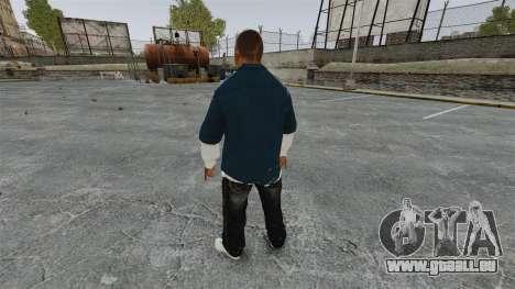 Clinton Franklin pour GTA 4 secondes d'écran