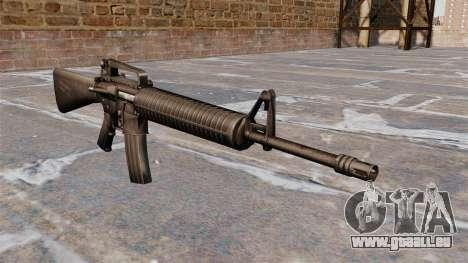 Halbautomatische AR-15 Gewehr Armlite für GTA 4