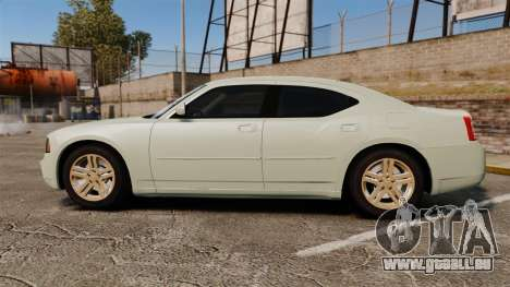 Dodge Charger RT Hemi 2007 für GTA 4 linke Ansicht