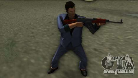 Vz-58 pour le quatrième écran GTA Vice City