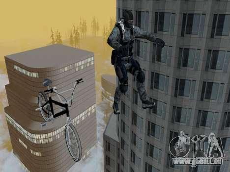 Cell für GTA San Andreas sechsten Screenshot
