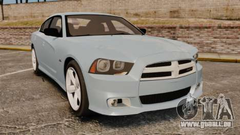 Dodge Charger 2012 pour GTA 4