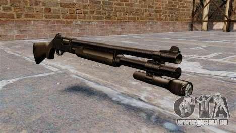 Vorderschaftrepetierflinte Remington 870 rund für GTA 4