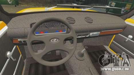 Vaz-2101 tuning pour GTA 4 est un côté