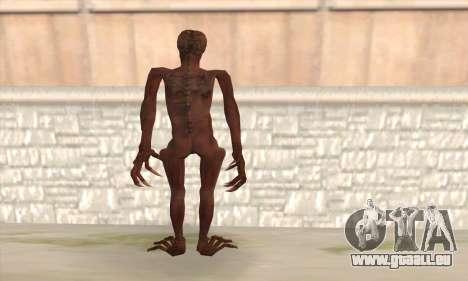 Liqueur pour GTA San Andreas deuxième écran