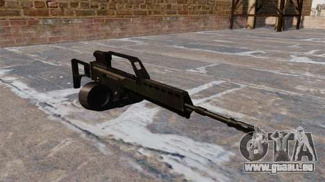 Fusil d'assaut HK MG36 pour GTA 4