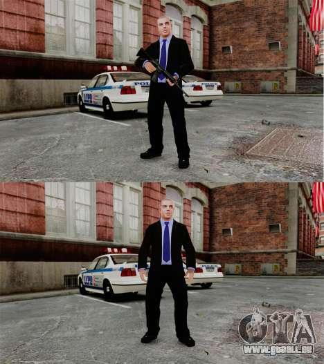 L'enlèvement des armes pour GTA 4