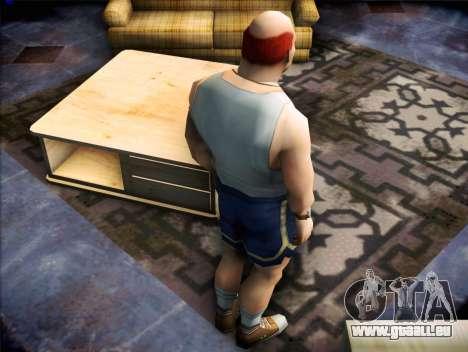 Der Trainer des Faustrechts für GTA San Andreas dritten Screenshot