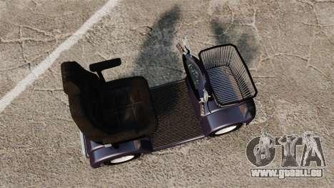 Funny Electro Scooter für GTA 4 rechte Ansicht