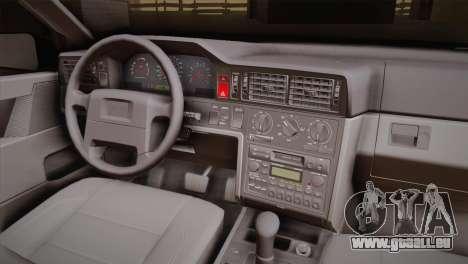 Volvo 850 Estate Turbo 1994 pour GTA San Andreas vue de droite