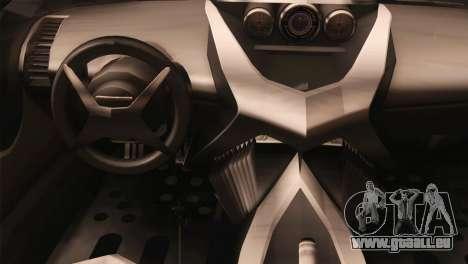SuperMotoXL CONXERTO v2.0 für GTA San Andreas rechten Ansicht