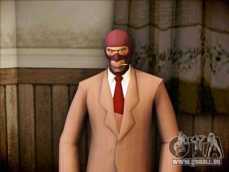 Espion de Team Fortress 2 pour GTA San Andreas