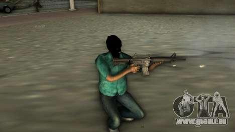M4 Carbine für GTA Vice City zweiten Screenshot