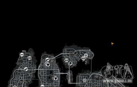 Lage von arktischen Wunderland für GTA 4 achten Screenshot