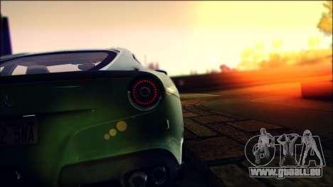 Sonic Unbelievable Shader v7 pour GTA San Andreas troisième écran