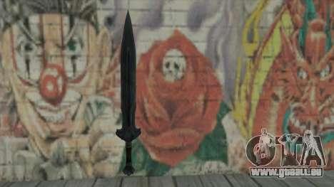 L'épée impériale pour GTA San Andreas