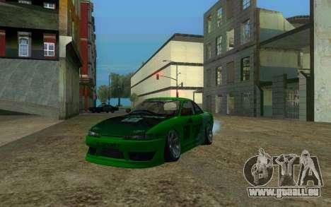 Nissan Silvia S14a für GTA San Andreas