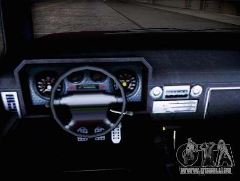 Vapid Bobcat XL von GTA V für GTA San Andreas rechten Ansicht