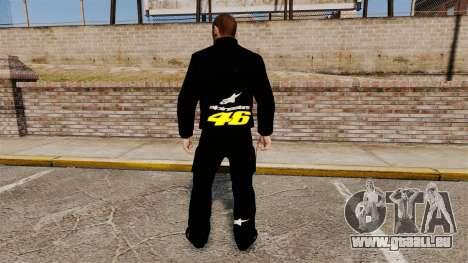 Vêtements-Alpinestars - pour GTA 4 secondes d'écran