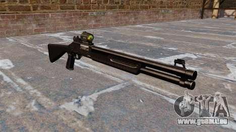 Taktische Schrotflinte Fabarm SDASS Pro Kräfte für GTA 4