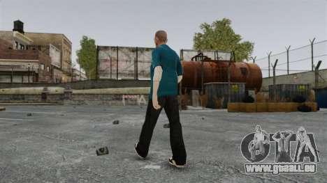 Vêtements Pakki pour GTA 4 secondes d'écran