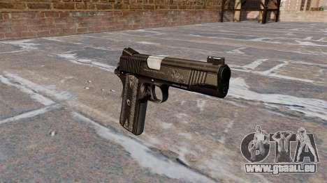 Pistole Colt 45 Kimber für GTA 4