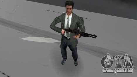 SPAS 12 pour le quatrième écran GTA Vice City
