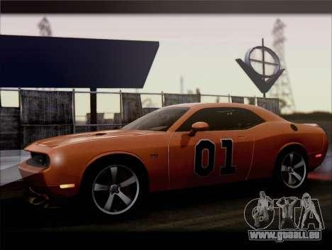 Dodge Challenger SRT8 2012 HEMI für GTA San Andreas