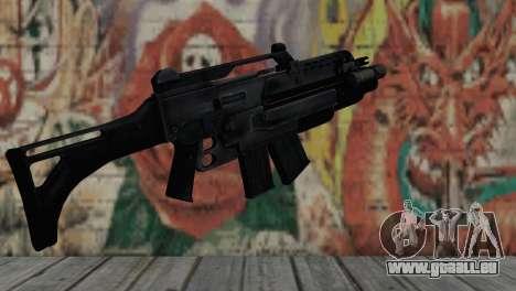Tommy Jones pour GTA San Andreas deuxième écran