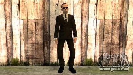 Smith de la matrice du film pour GTA San Andreas