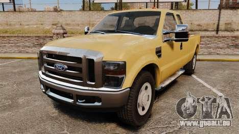 Ford F-350 Super Duty 2011 für GTA 4