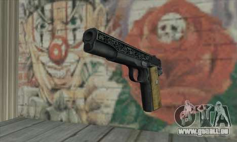 Colt 45 out of The Darkness 2 für GTA San Andreas