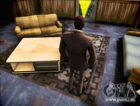 Espion de Team Fortress 2 pour GTA San Andreas troisième écran