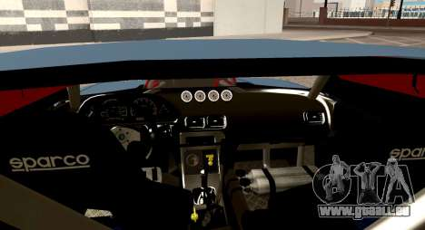 Elegy pickup v2.0 pour GTA San Andreas vue de droite