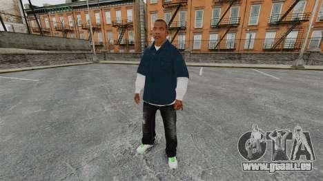Clinton Franklin pour GTA 4