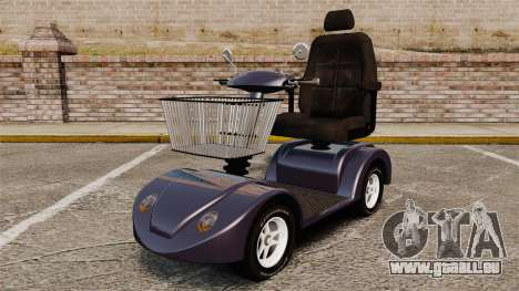 Funny Electro Scooter pour GTA 4