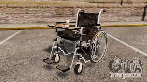 Funny Wheelchair für GTA 4